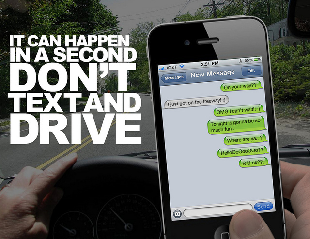 Dont Text And Drive